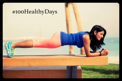100 healthy days