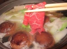 beef shabu