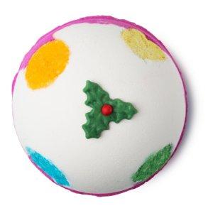 Christmas Pudding Bath Bomb