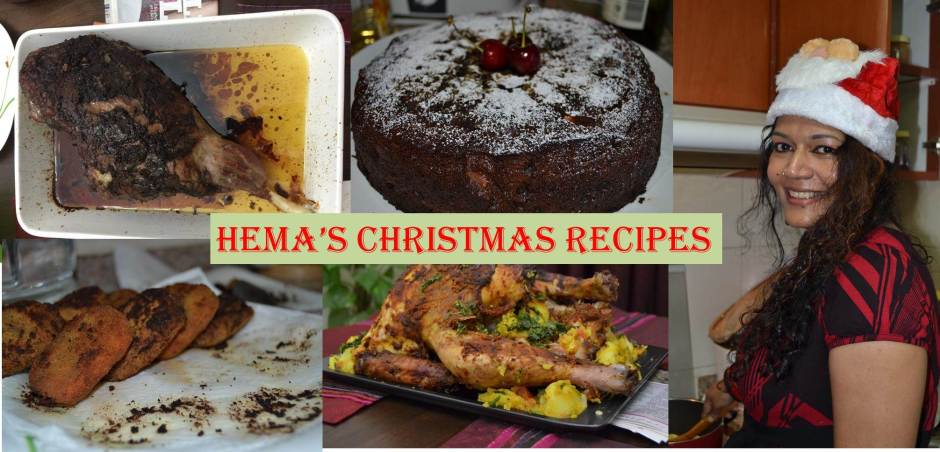 hema's christmas recipes