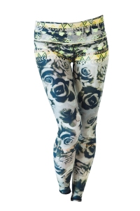 Teeki Desert Rose Leggings (AED319)