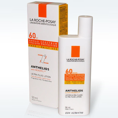 anthelios spf 60