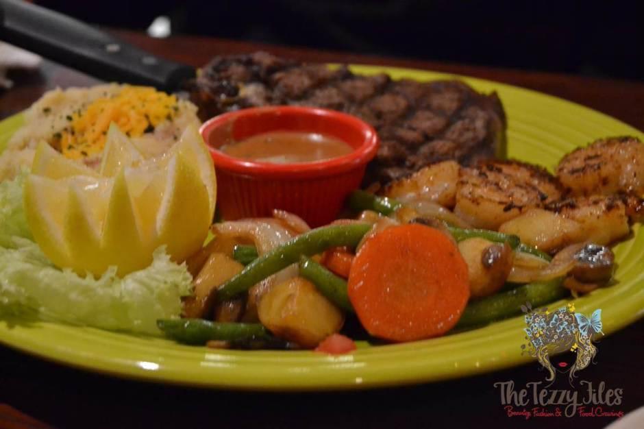 El Chico Cascabel Ribeye Steak