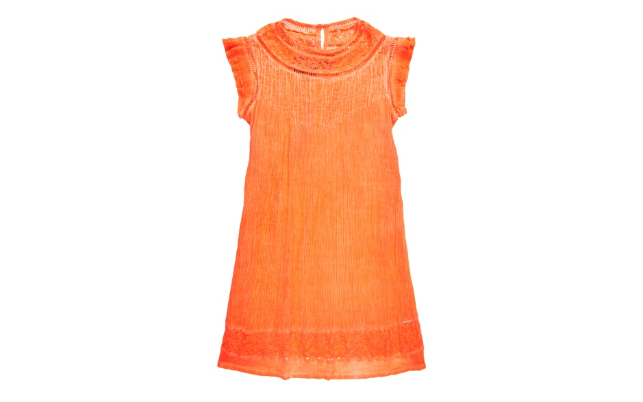 G80KG045_SUMMER SEEKER TUNIC DRESS_FLURO CORAL