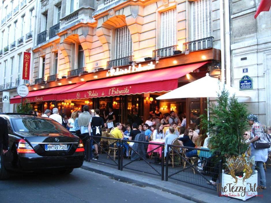 2 le Relais de l'Entrecôte in Paris