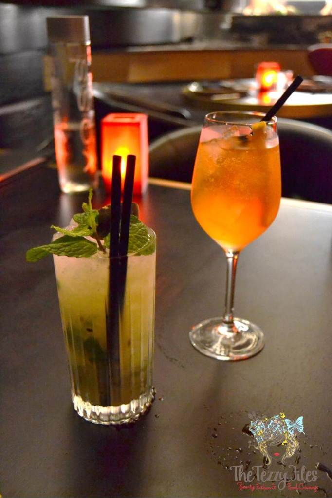 china grill golden age yuzu spritz