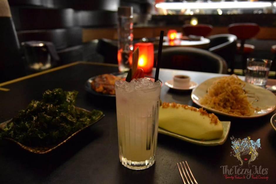 china grill tom yum drink