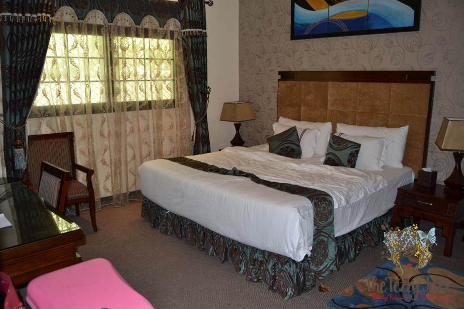 emirates park resort bedroom