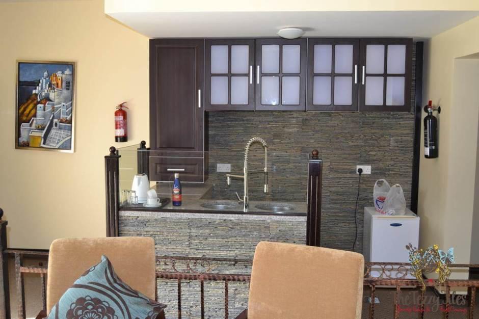 emirates park resort kitchen
