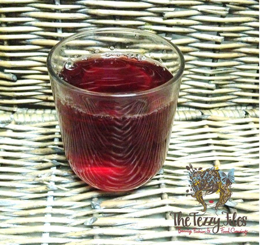 hibiscus tea cold