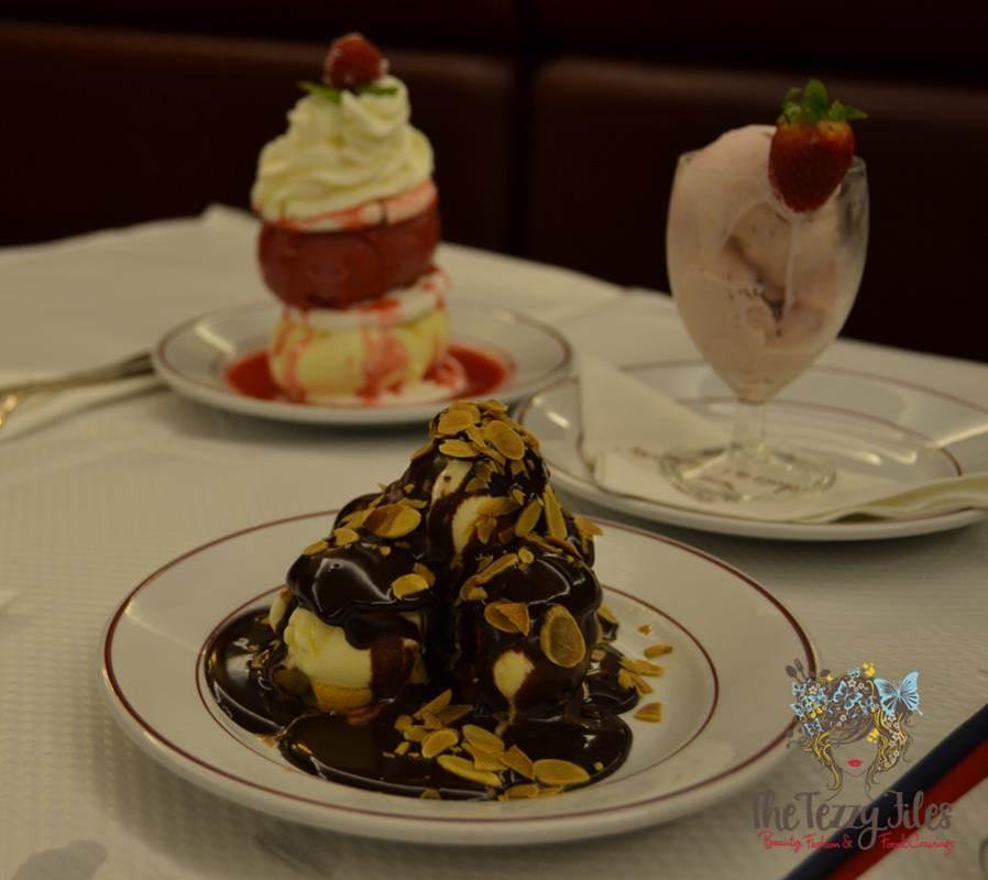 le relais desserts