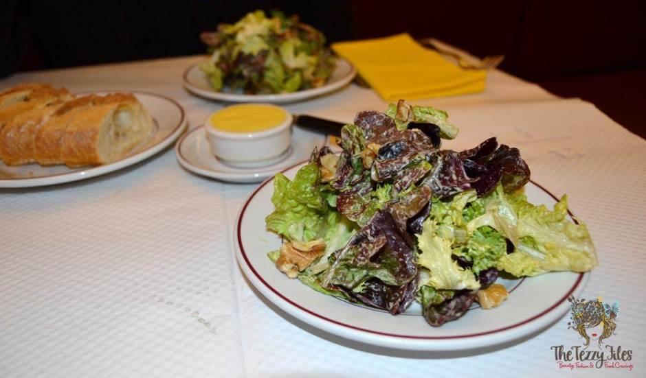 le relais green salad