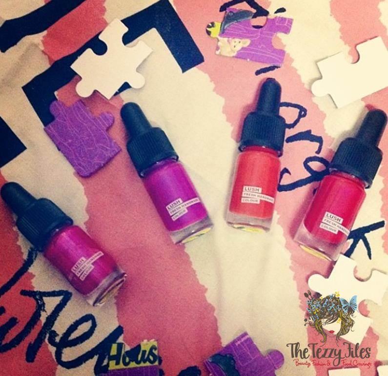 lush lipsticks puzzle