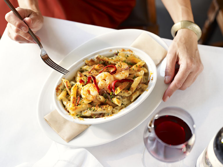 Restaurant Recipes: Penne Rustica by Romano's Macaroni Grill – The Tezzy Files