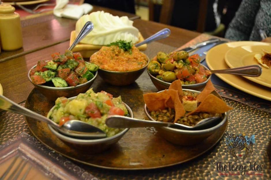 mayrig salad