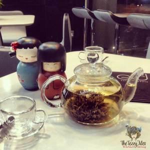 edo cafe blossom tea citywalk dubai