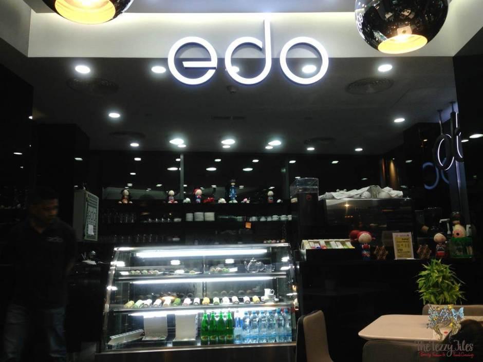 edo cafe dubai counter