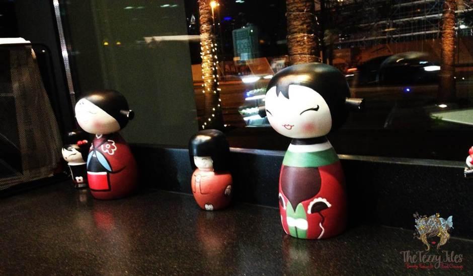 japanese dolls edo cafe