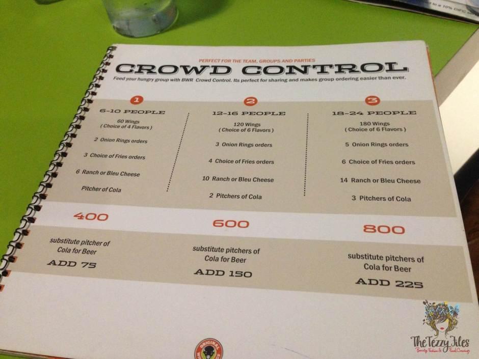 owr crowd control