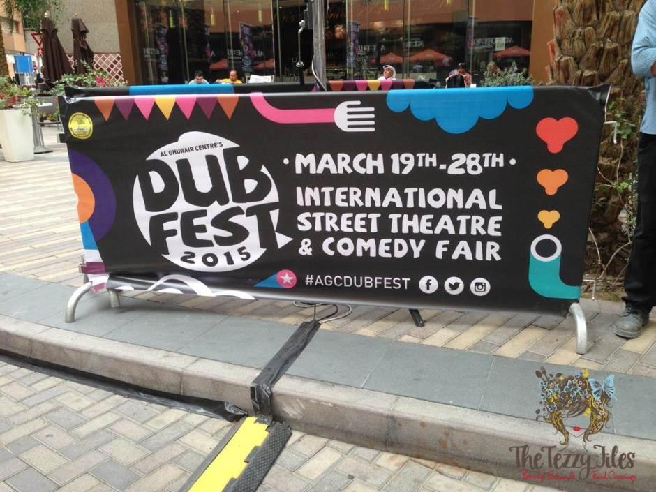 Al Ghurair Centre Dub Fest 2015