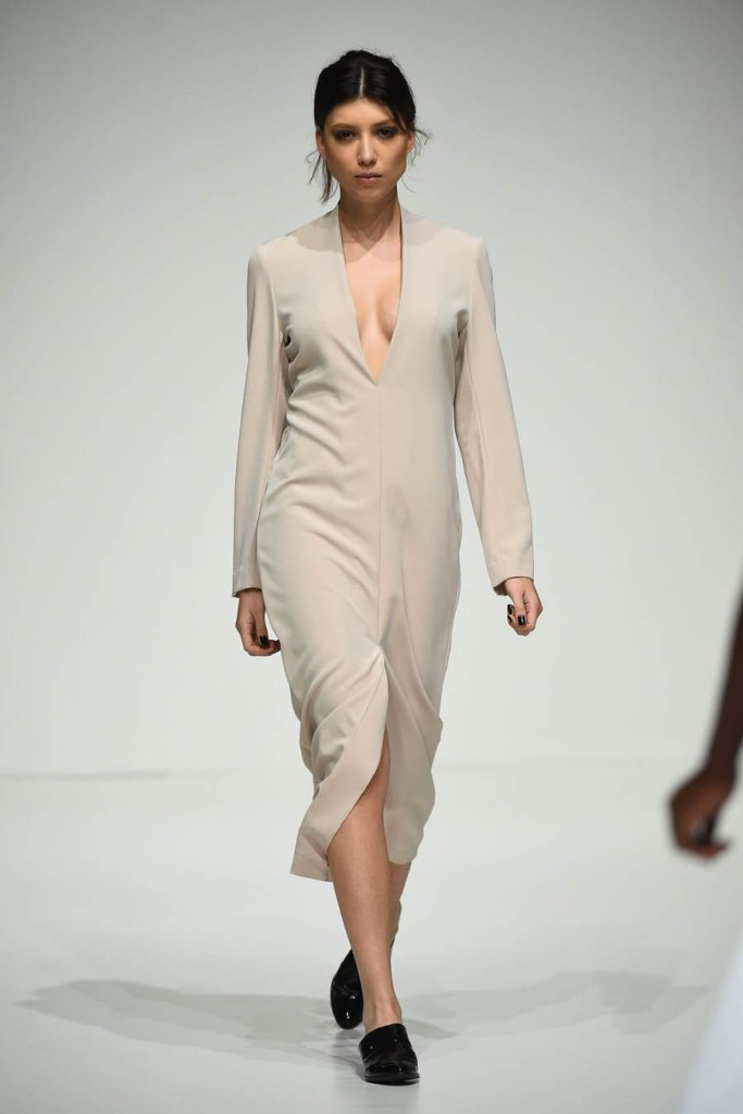 Lama Jouni - Runway - Dubai FFWD April 2015