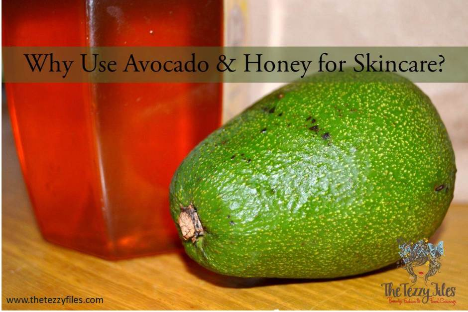 avocado hone skincare benefit