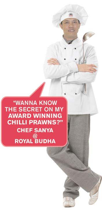 Chef sanya