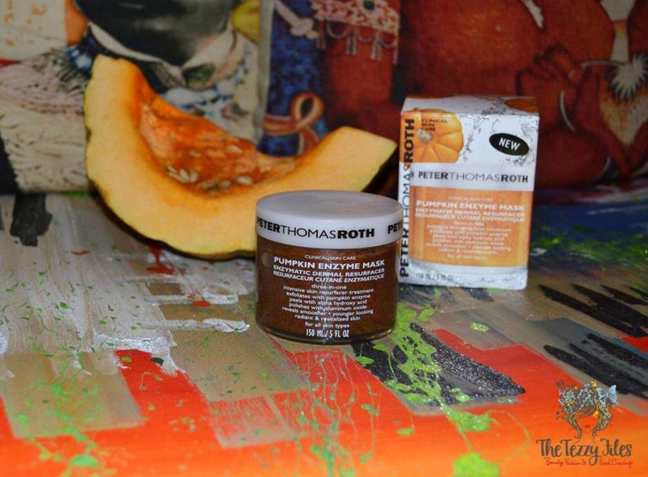 Peter Thomas Roth Enzyme Pumpkin Mask Review