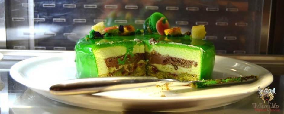 latest recipe le meridien review dessert green tea mousse cake