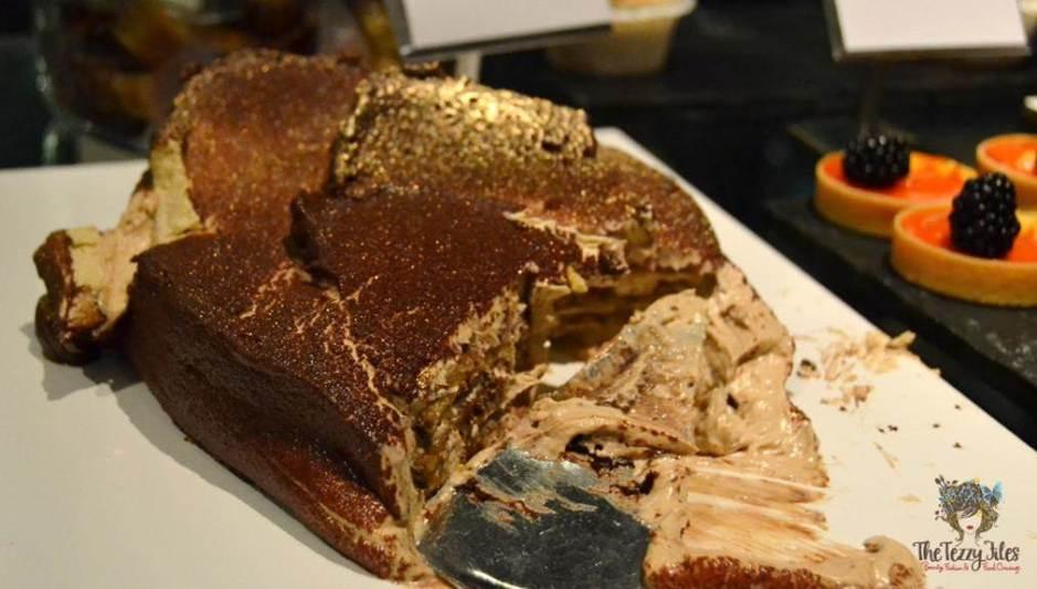 latest recipe le meridien review dessert president cake
