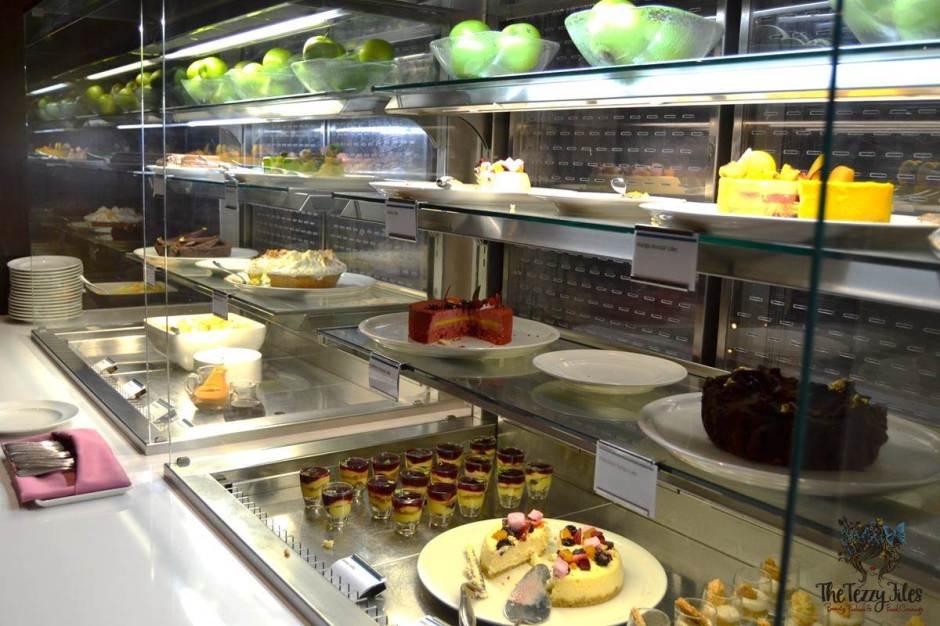 latest recipe le meridien review dessert section