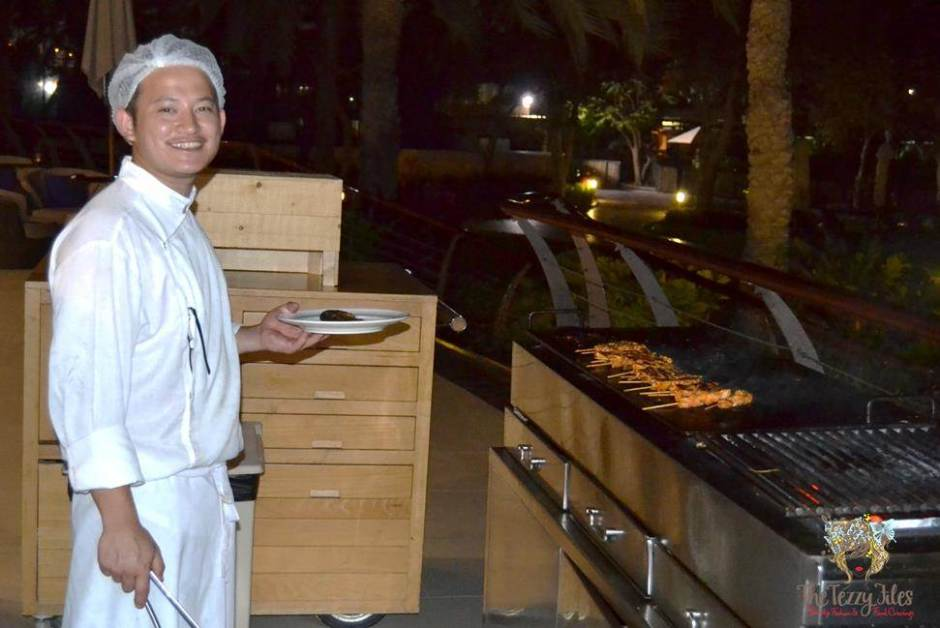 latest recipe le meridien review fresh fish grilled