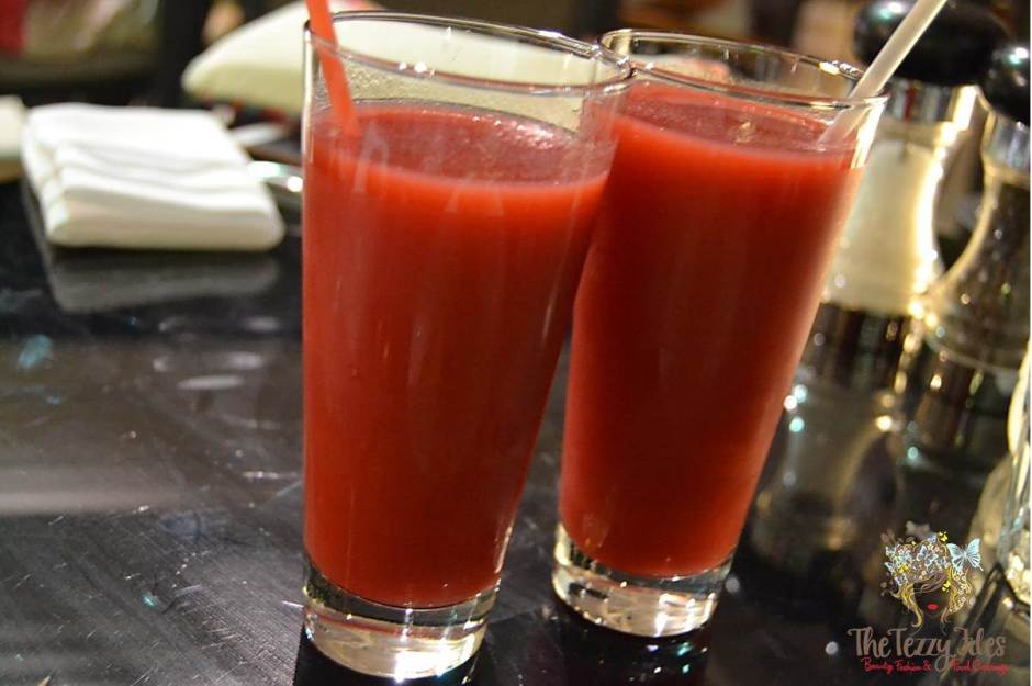 latest recipe le meridien review fresh juice strawberry