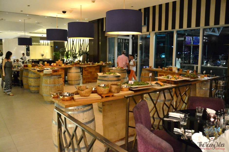 latest recipe le meridien review restaurant interiors