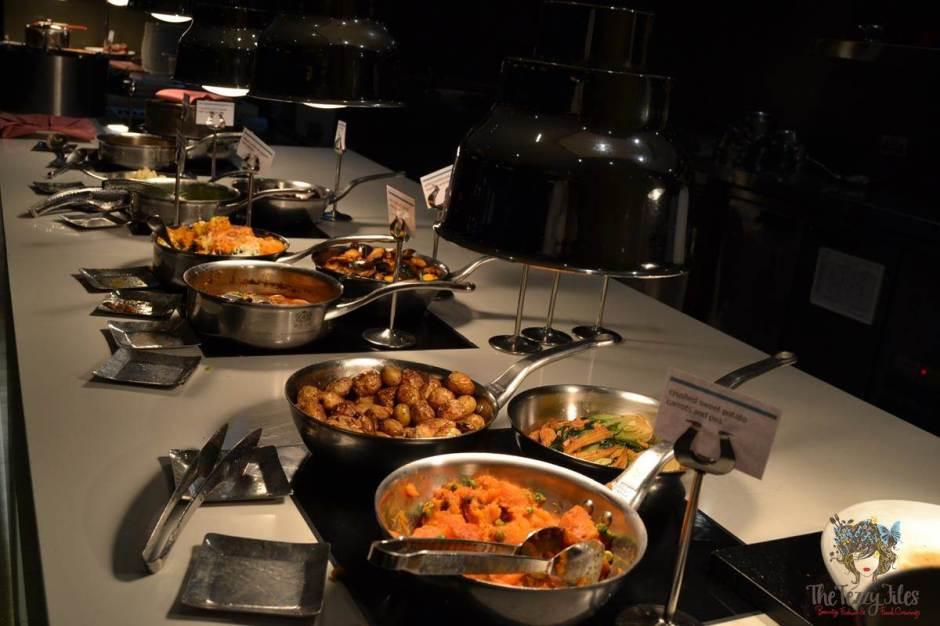 latest recipe le meridien review vegetarian options