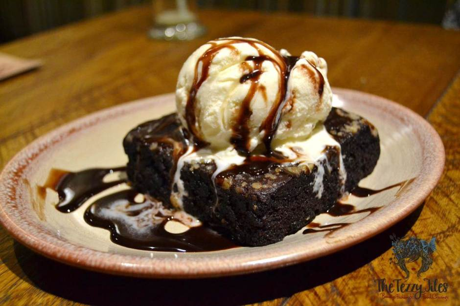 nando's brownie review