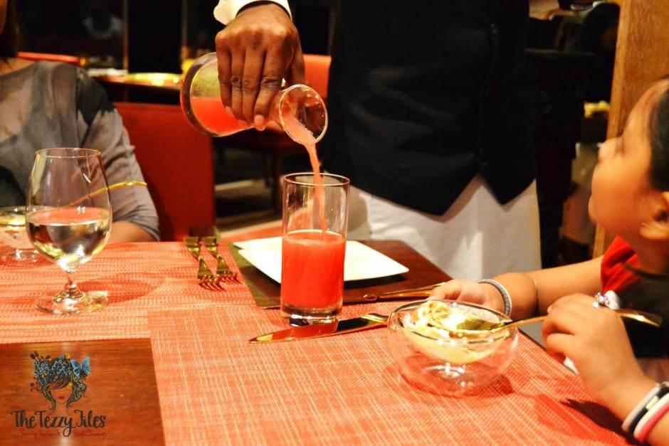 ananta fresh juices review the oberoi dubai