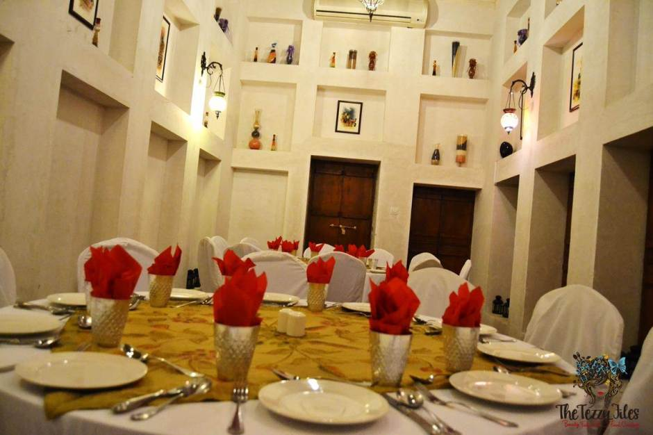 barjeel al arab banquet hall for private parties
