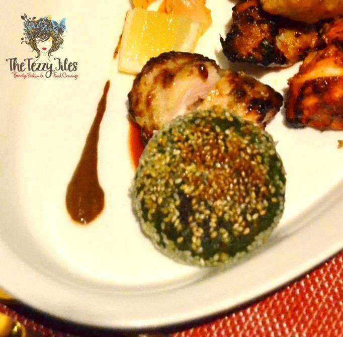black garlic truffle chutney ananta oberoi