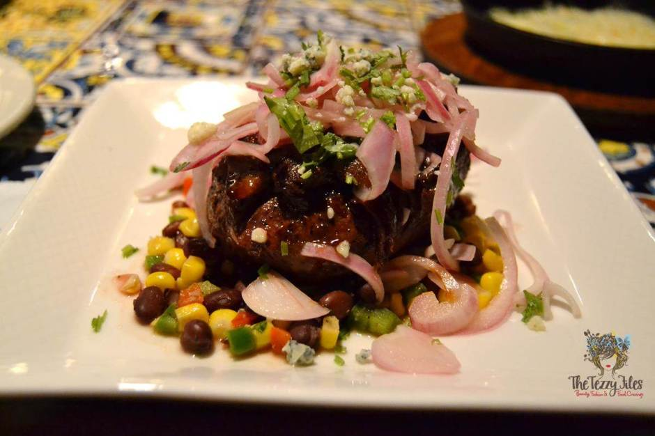 chili's chef cuts southwest short rib fillet
