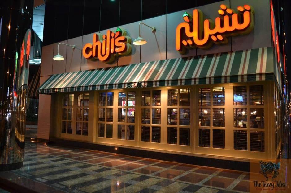 Chili's at Garhoud, Dubai