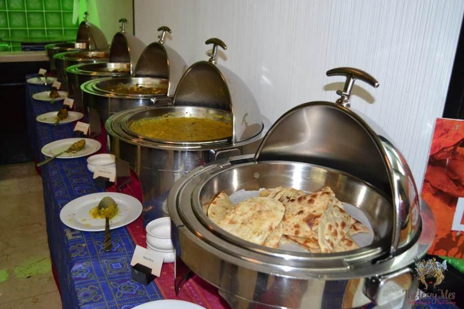 gharana buffet review