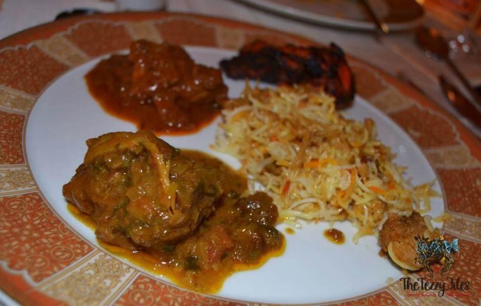 gharana fish curry