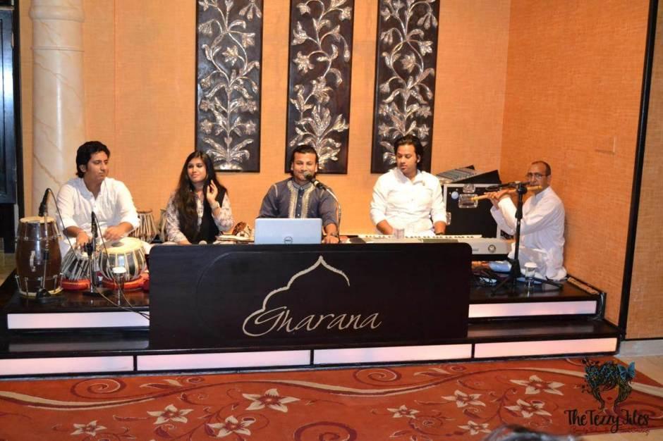 gharana live music