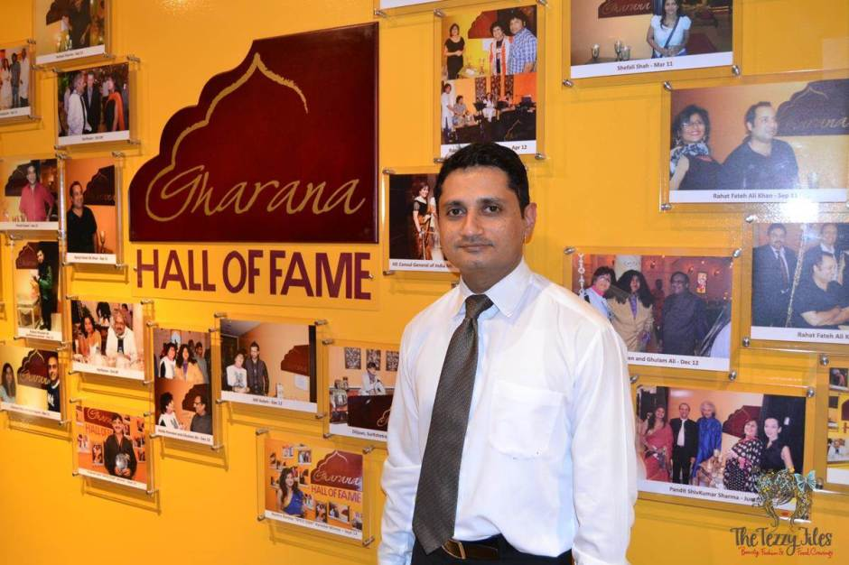 gharana manager