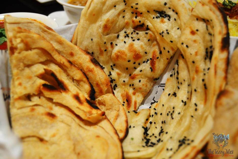 indian breads flatbread paratha kullcha