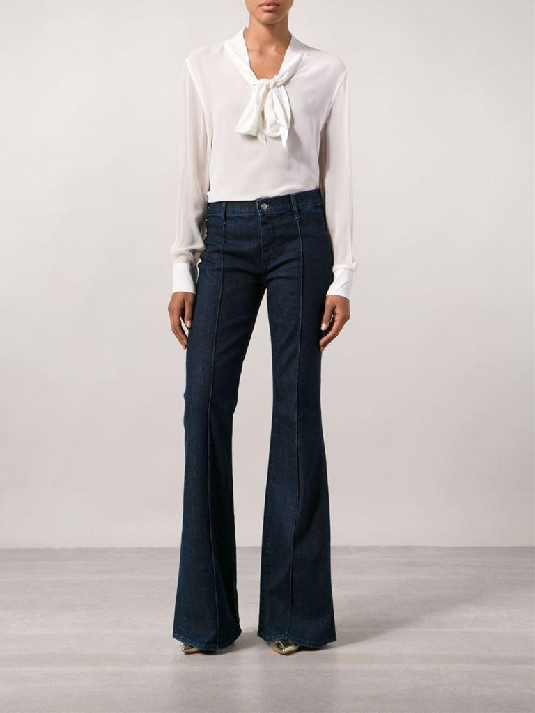 Koral High Waist Jeans $255.19 ar Farfetch.com 1