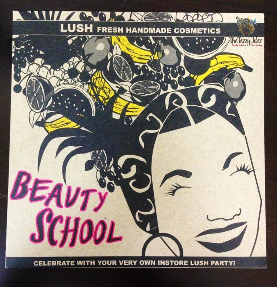 lush beauty school pack