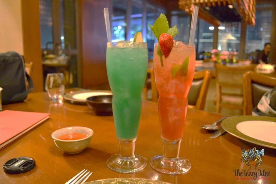 mango tree thai restaurant dubai review drinks cocktail