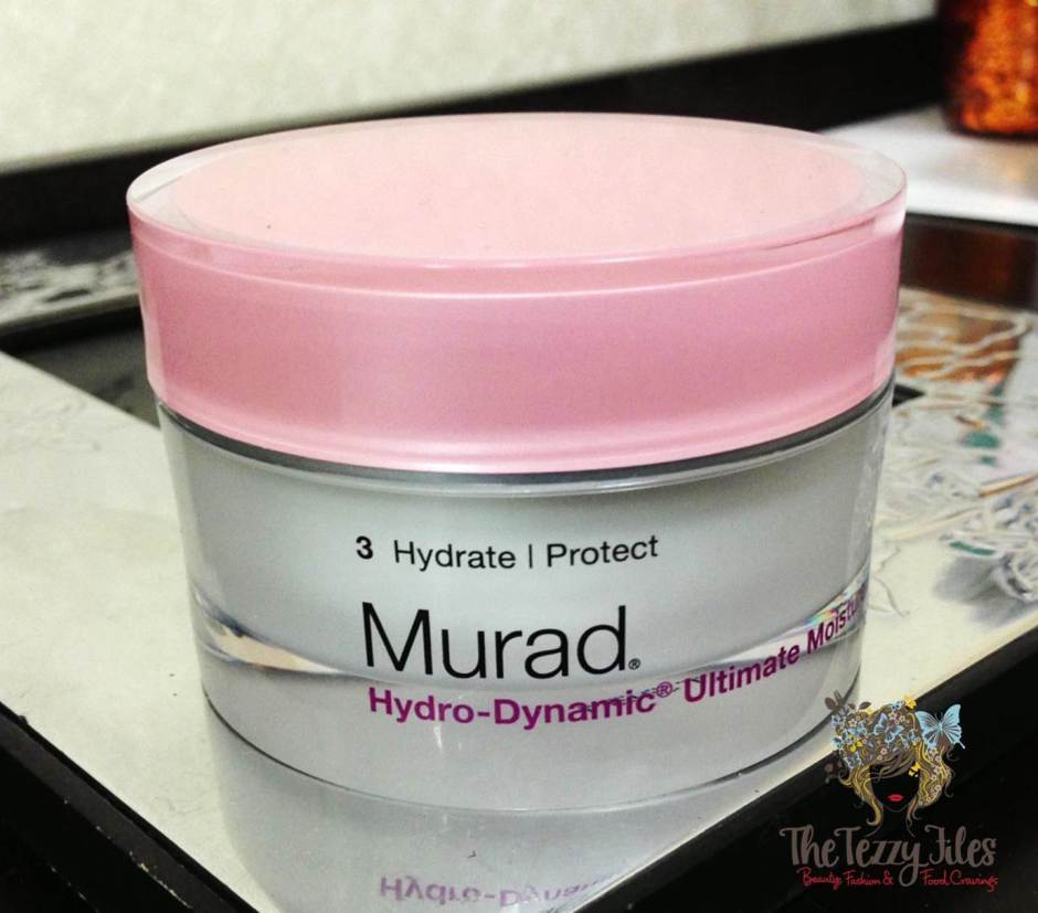 Murad Hydro-Dynamic Ultimate Moisture Review